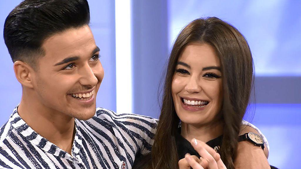 Noelia confiesa que se ha besado con Manu en la cita sin cámaras