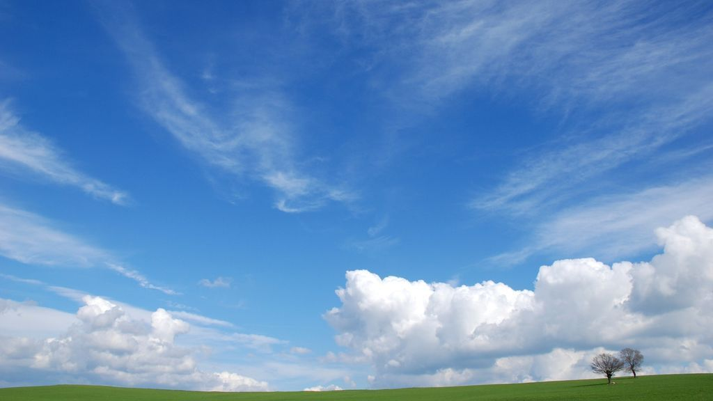 Por qué ves el cielo azul cuando está despejado