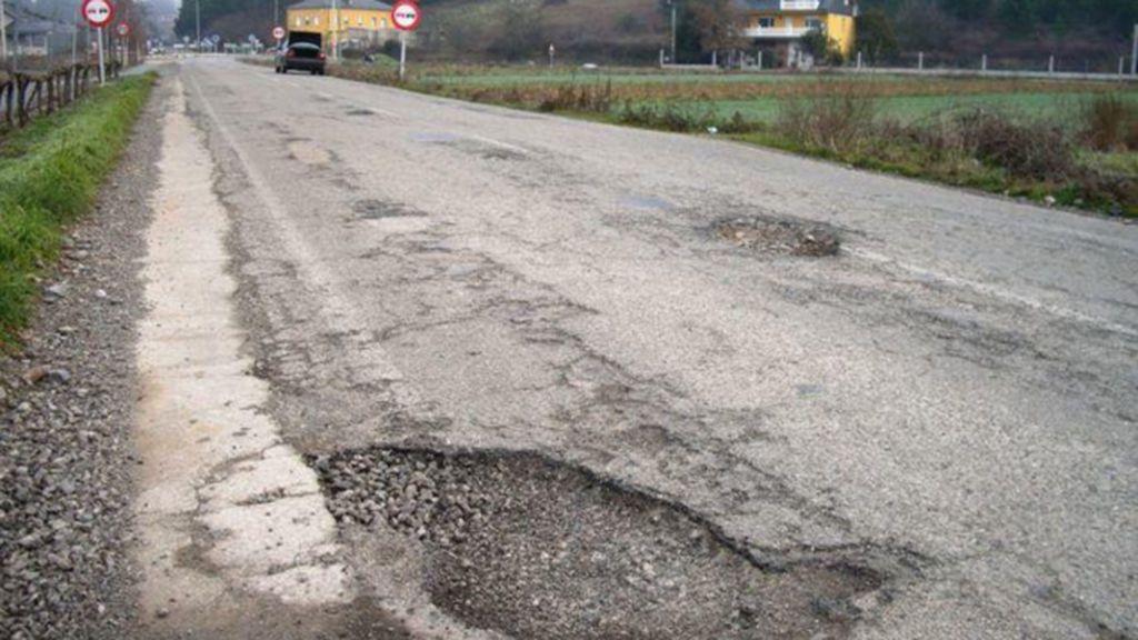 Las carreteras de España empeoran su estado, según un estudio
