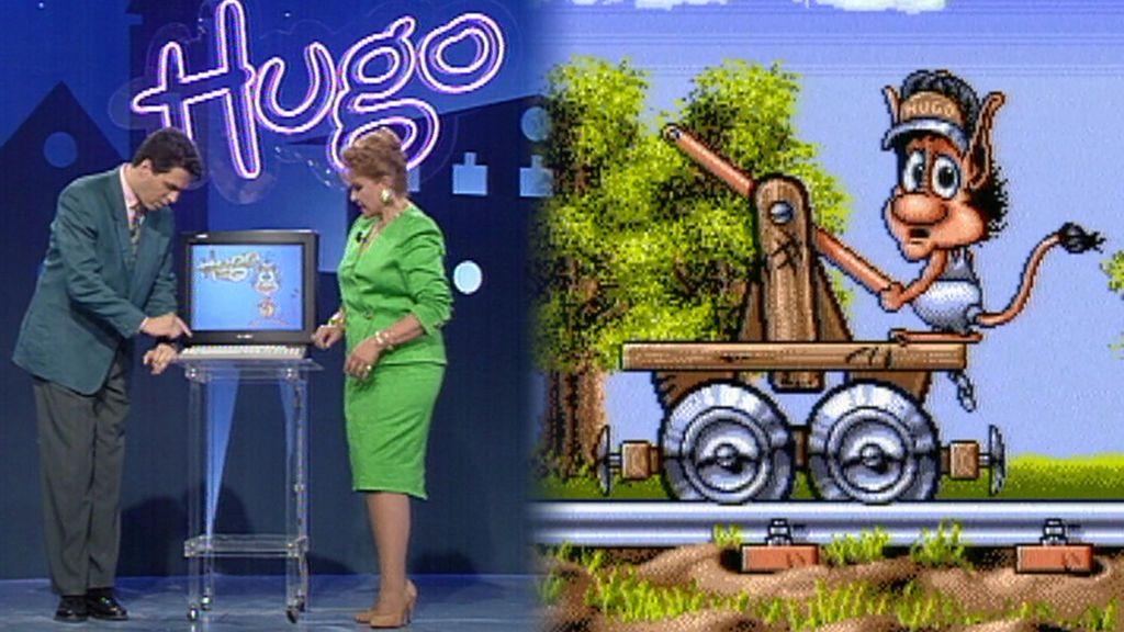 Hugo, el videojuego que revolucionó la televisión de los 90