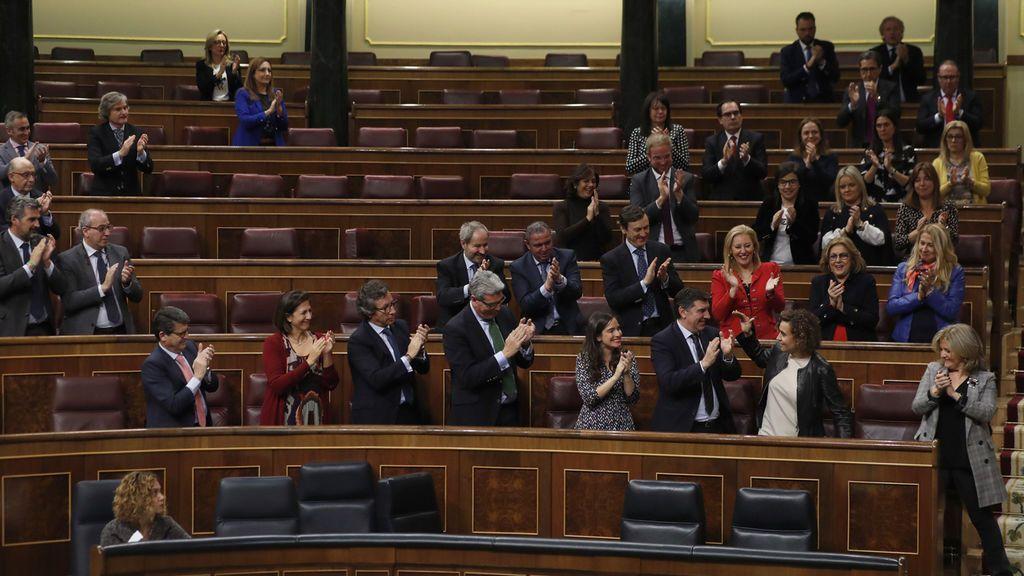 El Congreso aprueba el techo de gasto del Gobierno con el apoyo independentista
