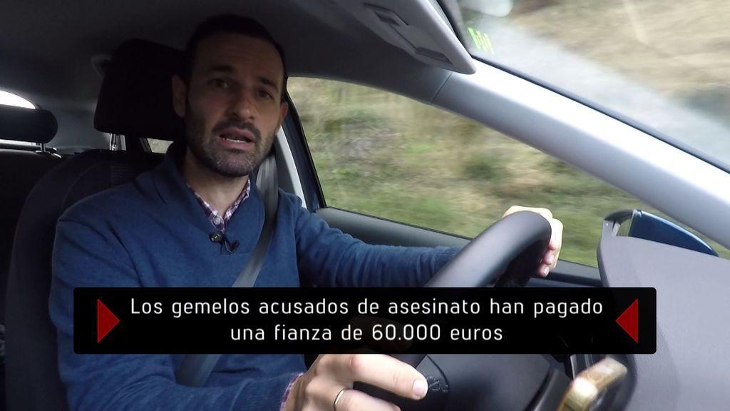 El reportero Juan Carlos González investiga la corrupción en Orense.