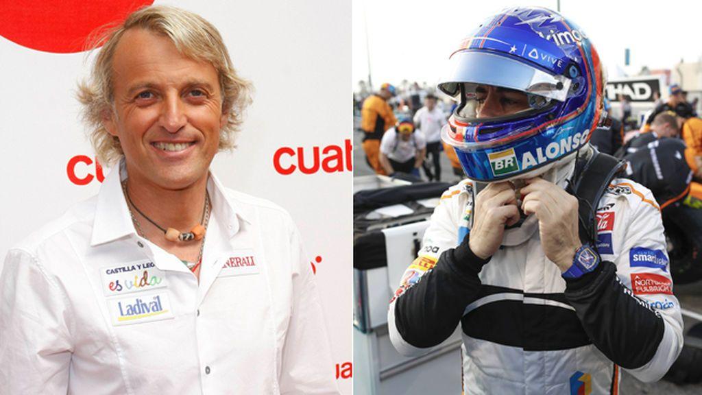 Jesús Calleja y Fernando Alonso ya entrenan juntos y ponen fecha para decidir si corren el Dakar de 2020 en el mismo equipo
