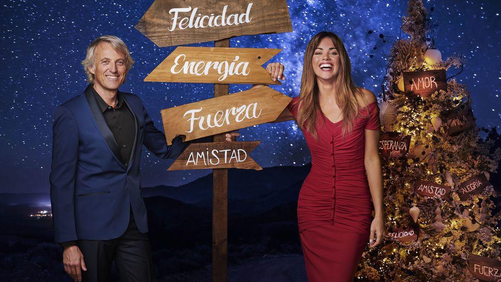 Jesús Calleja y Lara Álvarez
