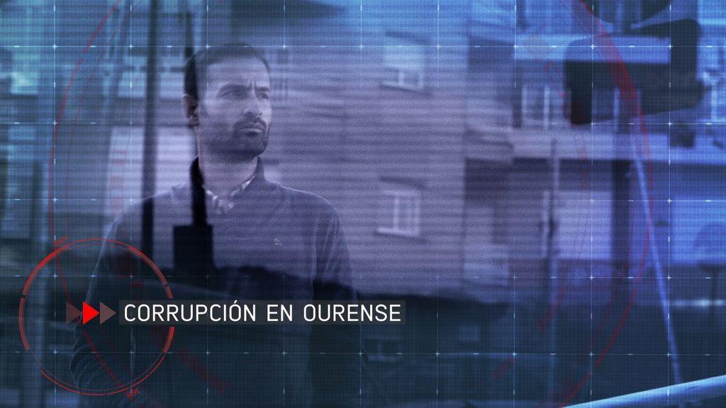 Juan Carlos González investiga la corrupción en Orense en 'En el punto de mira'.