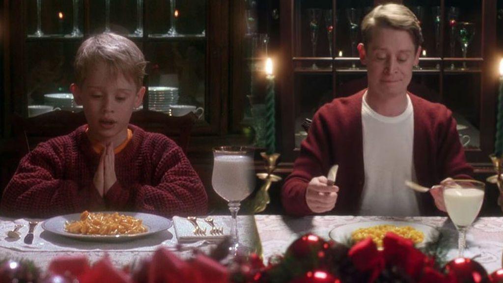 Macaulay Culkin revive las escenas más icónicas de 'Solo en casa' 28 años después