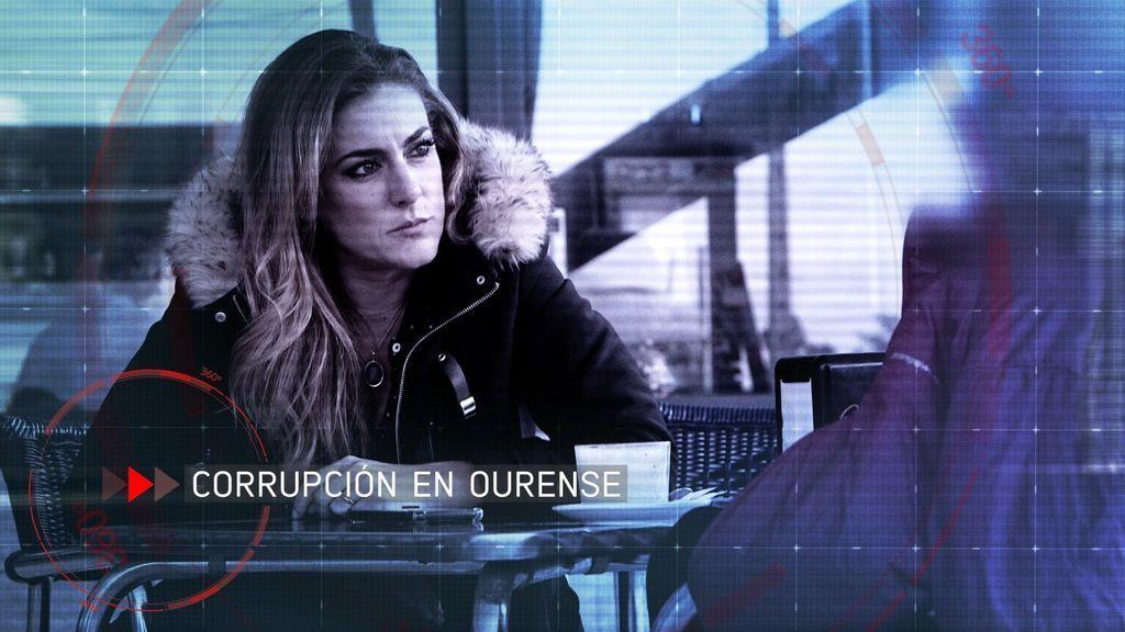 Verónica Dulanto investiga la corrupción en Orense en 'En el punto de mira'.