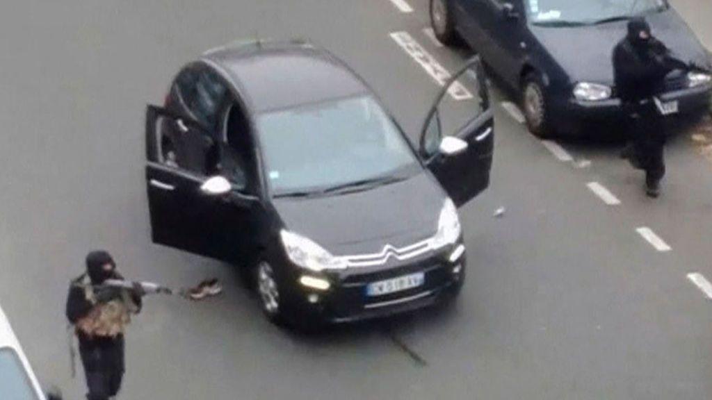 Detenido un presunto yihadista francés vinculado al atentado contra Charlie Hebdo
