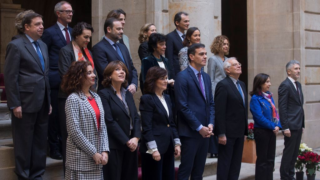 Consejo de Ministros en Barcelona