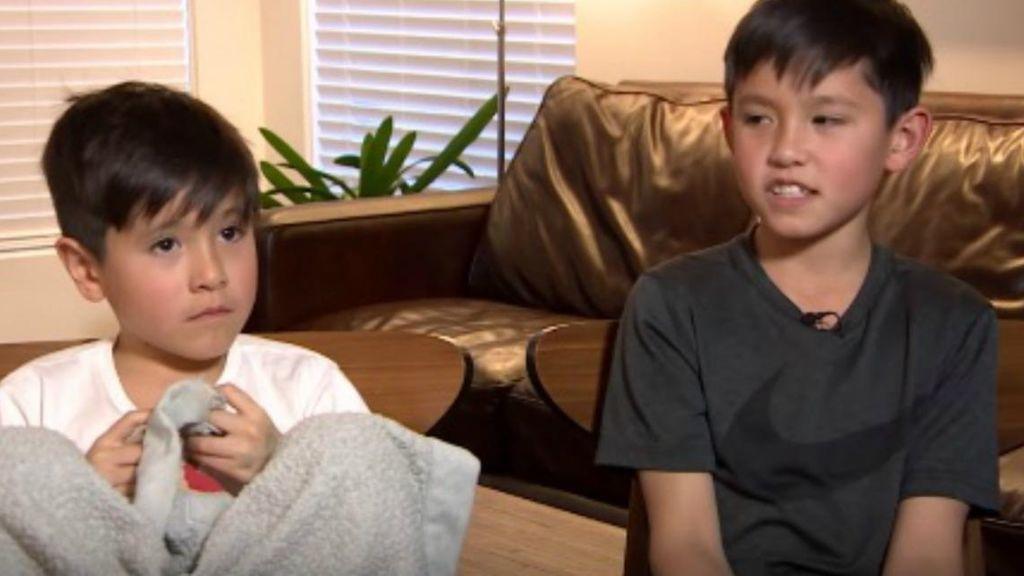 Dos niños salvan a su abuela mediante reanimación cardiopulmonar