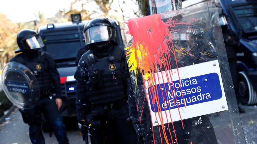 mossos consejo barcelona