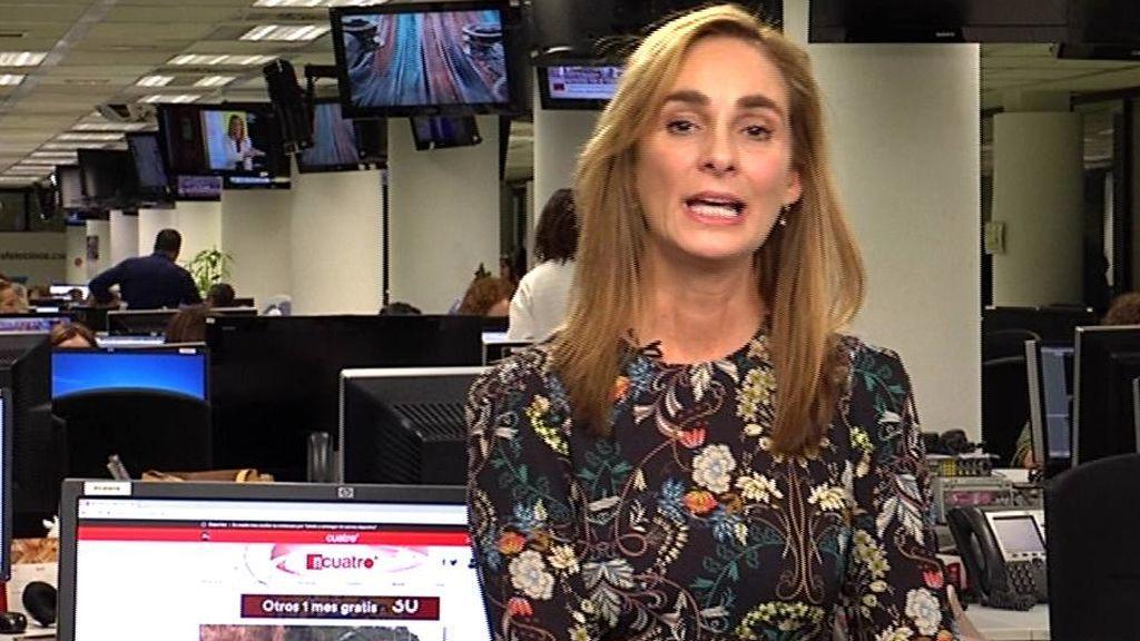 Marta Reyero repasa la actualidad en los 4 de Cuatro