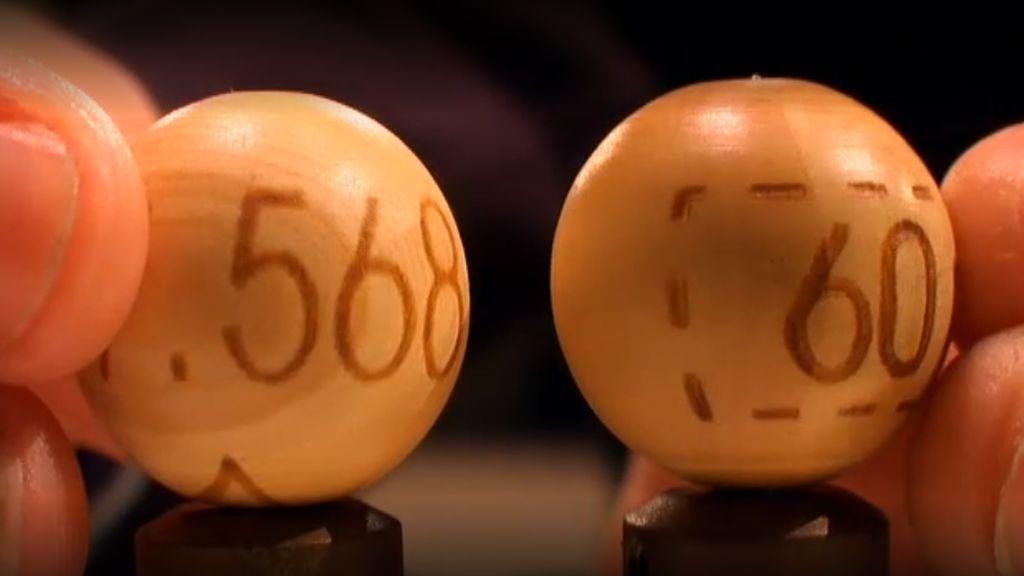 7568, el segundo quinto del Sorteo de Navidad, se ha vendido en Murcia, Zamora, Burgos y Madrid, entre otros
