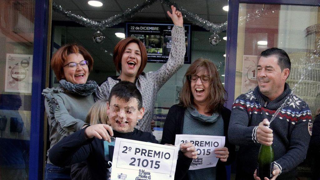 En imágenes: Sorteo de la Lotería de la Navidad 2018