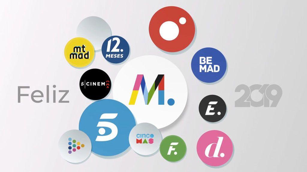 Mediaset España, líder de noviembre en consumo de vídeo online en PC con 100 millones de reproducciones