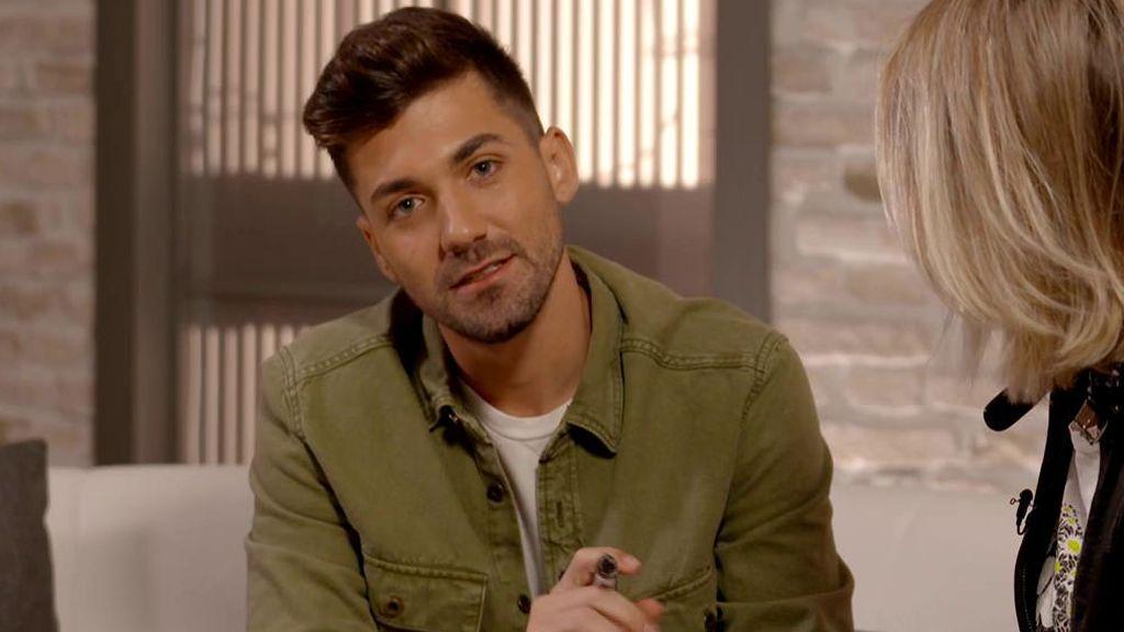 Alejandro Albalá se sincera hoy en el diván de 'Viva la vida'