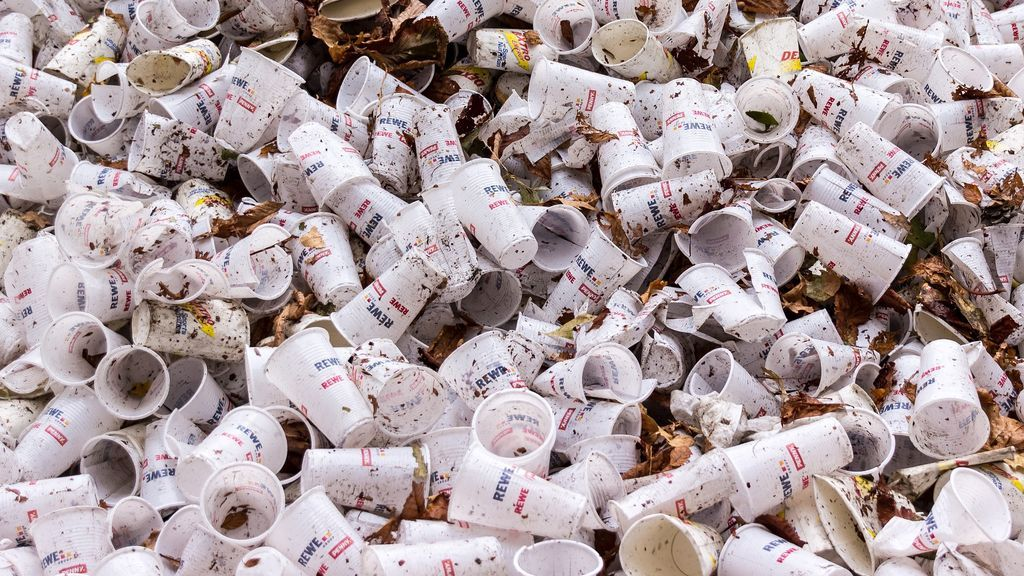 Una bacteria devoradora de plástico podría salvar el planeta