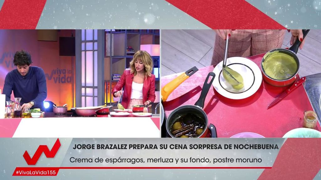 El menú navideño de Jorge Brazález: ideal para una cena inolvidable