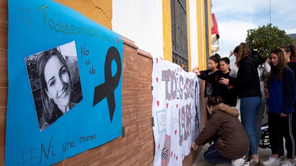 Del Instituto al Campillo, el recorrido que pretende recordar y homenajear a Laura Luelmo