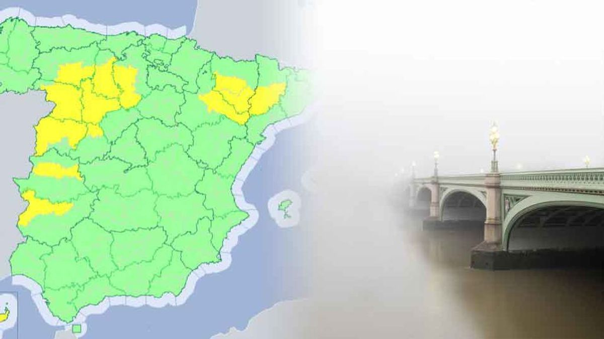 No se ve nada a 100 metros: la espesa niebla pone en riesgo a 12 provincias del interior