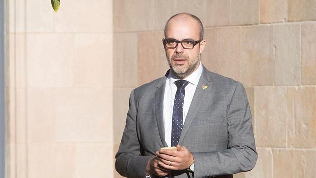 """Miquel Buch manda un mensaje de tranquilidad tras la alerta de atentado en Barcelona: """"Esta es una más"""""""