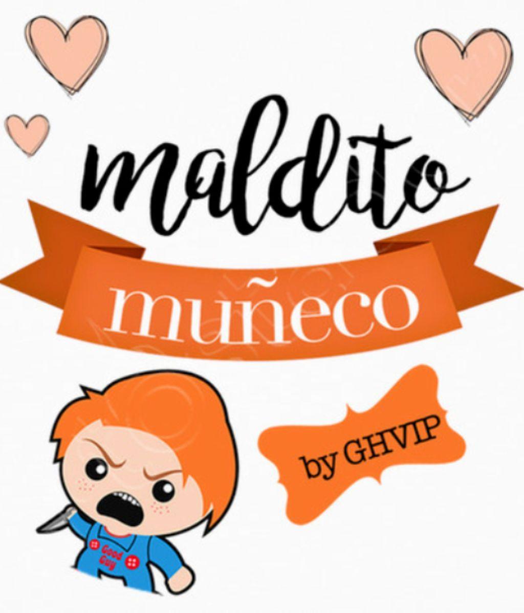 ¡Ya están aquí los productos oficiales 'Maldito Muñeco'!
