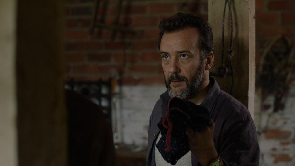 Lalo (José Luís García Pérez) en el capítulo 16 de 'La verdad'.