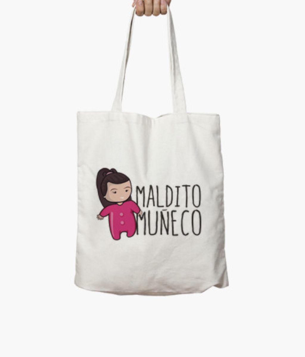 Bolsa Maldito Muñeco