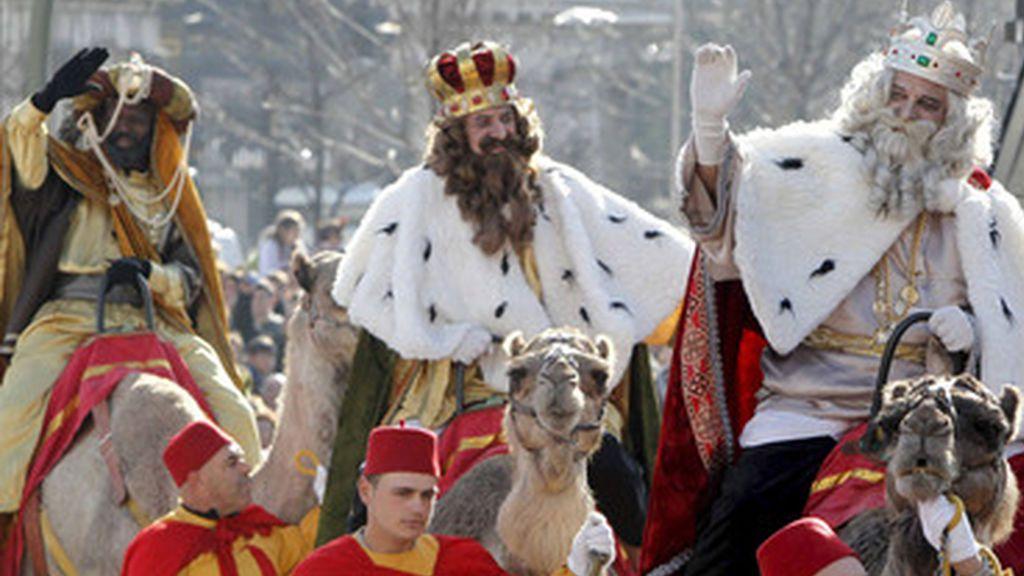 El padre que ha demostrado que los Reyes sí existen, felicitado por miles de padres