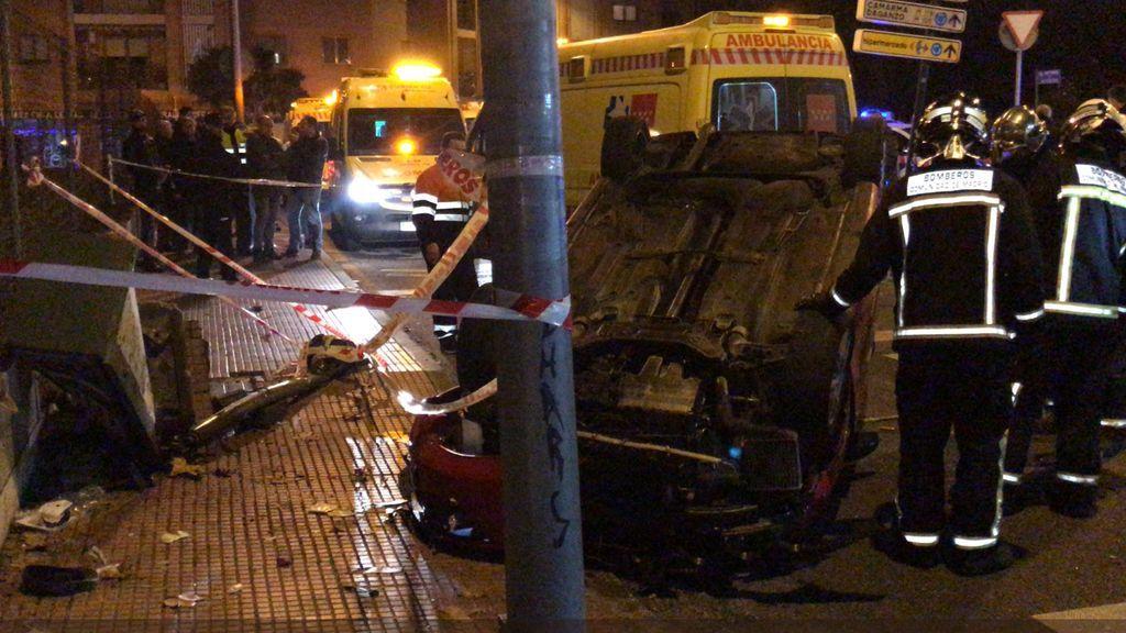 Un joven de 26 años atropella a seis personas en Alcalá de Henares