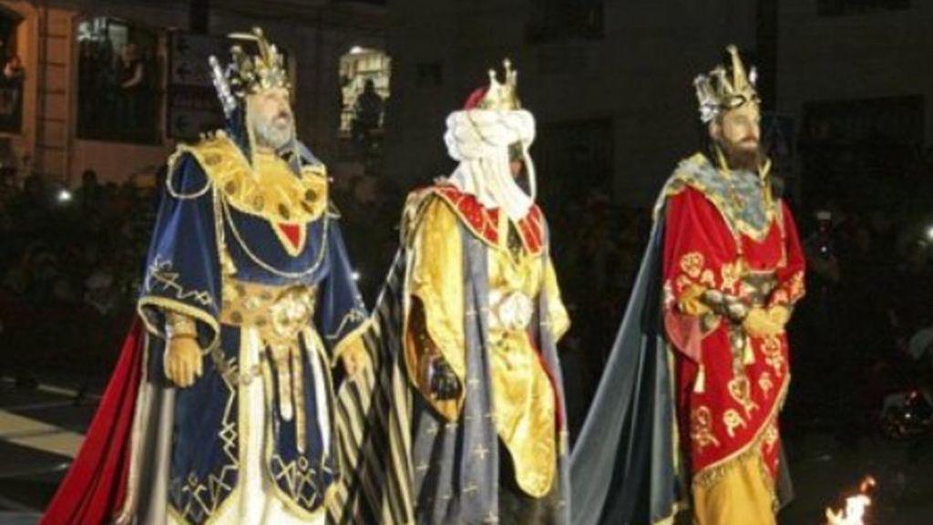 El padre que ha demostrado que los Reyes Magos existen recibe las felicitaciones de medio mundo