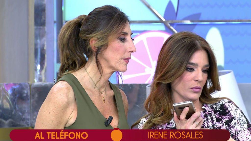 Irene Rosales desvela los verdaderos motivos por los que entra en GH DÚO