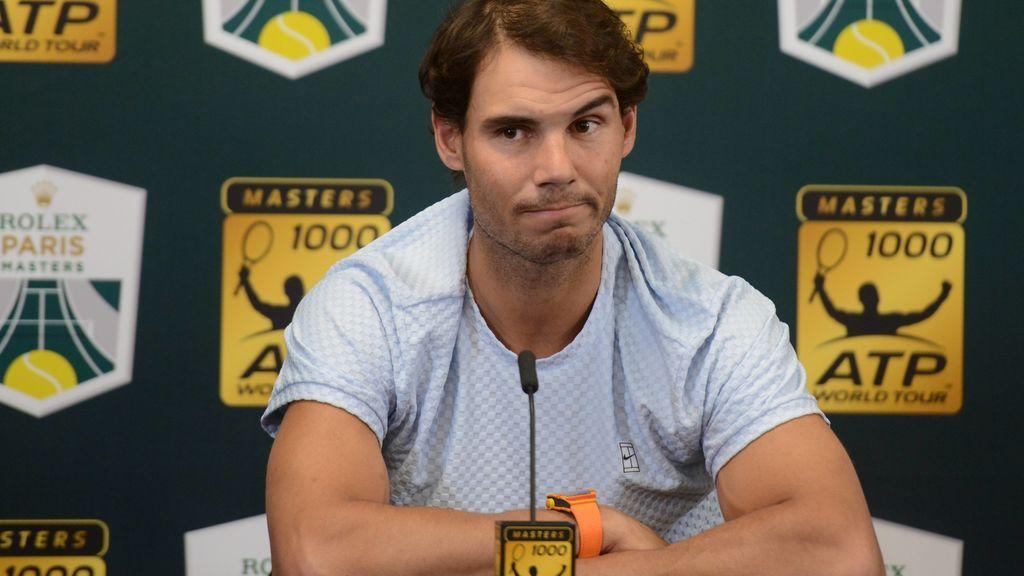 """Rafa Nadal: """"Hay que dejar sde decir la Davis de Piqué, no ayuda"""""""
