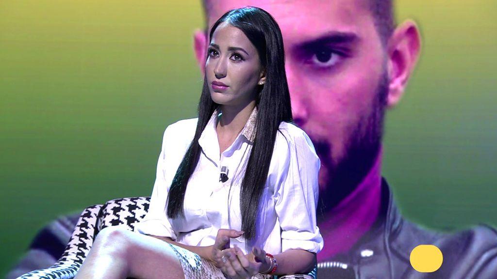 Aurah Ruiz confirma que Suso ha roto con ella por teléfono