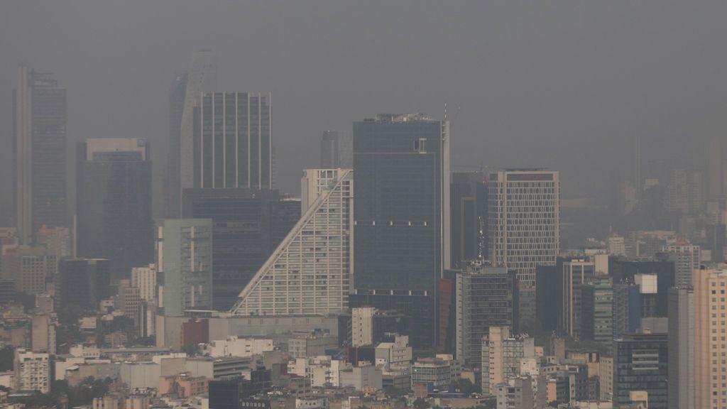 Relacionan la contaminación del aire en Ciudad de México con el desarrollo del Alzheimer