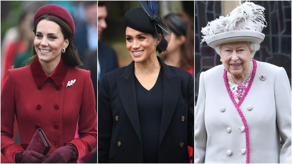 Aciertos y errores de la tradicional Misa de Navidad de la familia real británica
