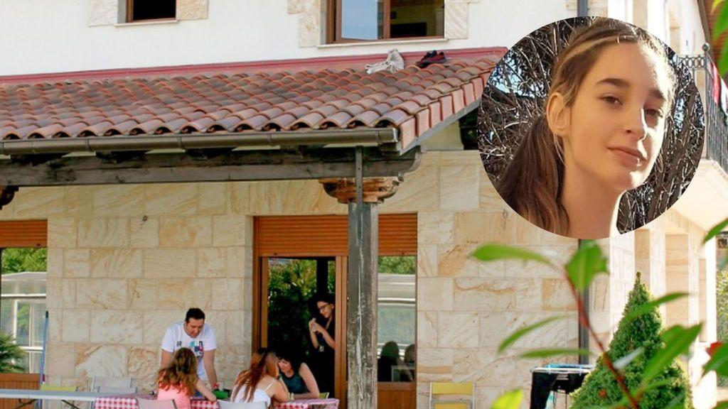 La adolescente Olaia Moreno, desaparecida en Navarra estaba en un centro de menores de régimen abierto