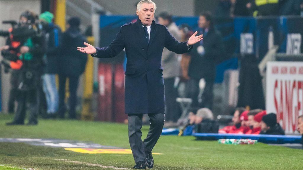"""Ancelotti: """"La próxima vez que haya insultos racistas, pararemos nosotros el partido pase lo que pase"""""""