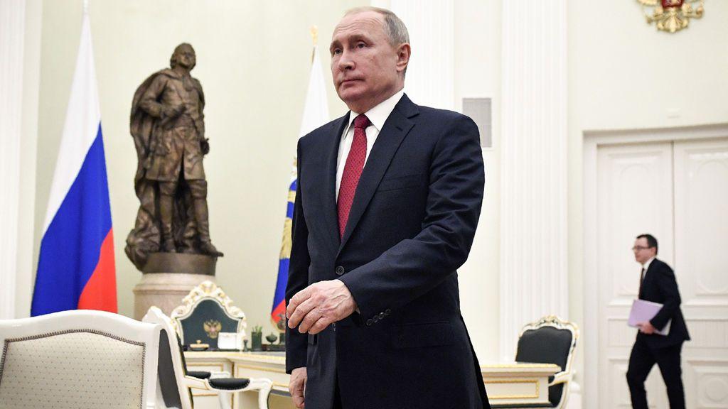 El plan maestro de Vladimir Putin