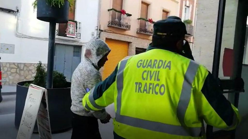 A disposición judicial el conductor que se dio a la fuga tras atropellar a dos jóvenes en Jaén