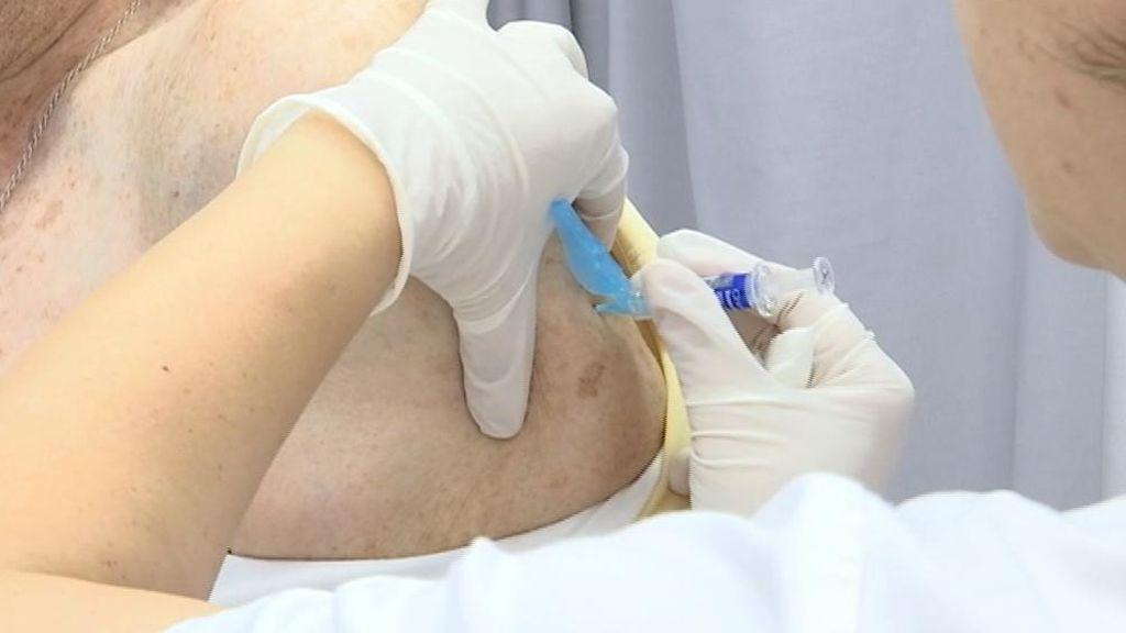Aumentan los casos de sarampión en Europa