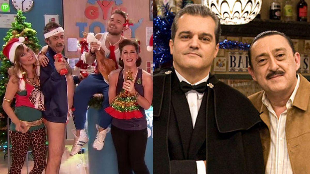 ¿Recuerdas las celebraciones navideñas más célebres de nuestras series?