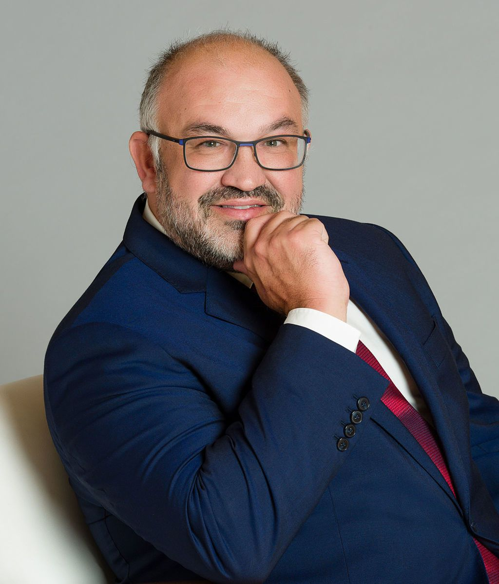 Ángel de Pablo, director  Comercial de Publiespaña