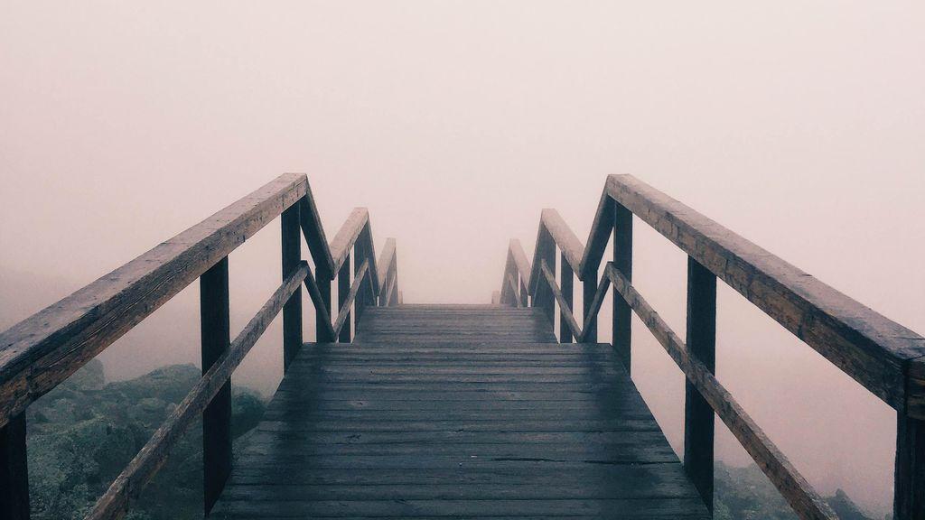 La niebla congelada, el fenómeno que está convirtiendo todo lo que toca en hielo estos días