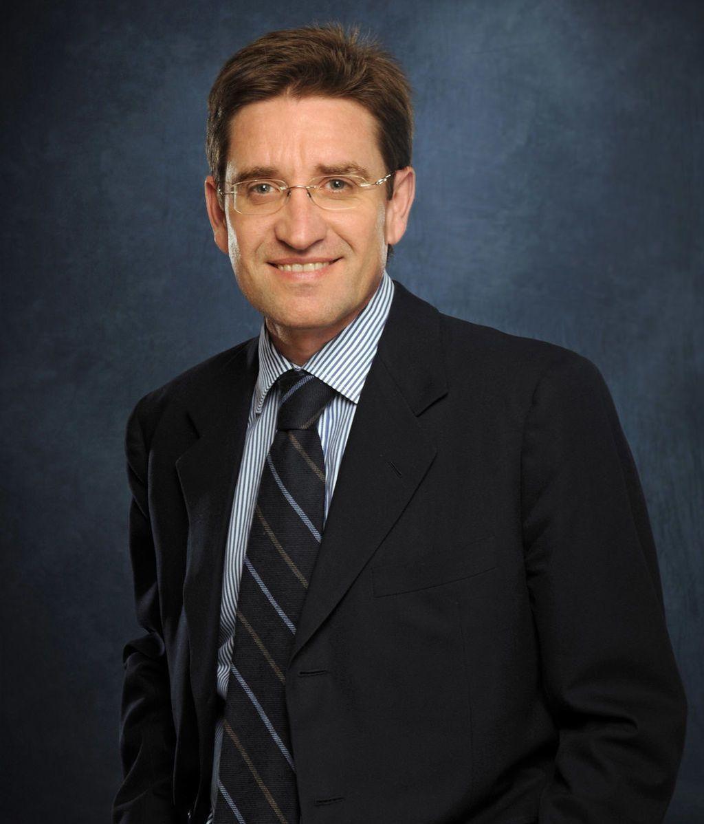 Lázaro García, director Comercial 2 de Publiespaña