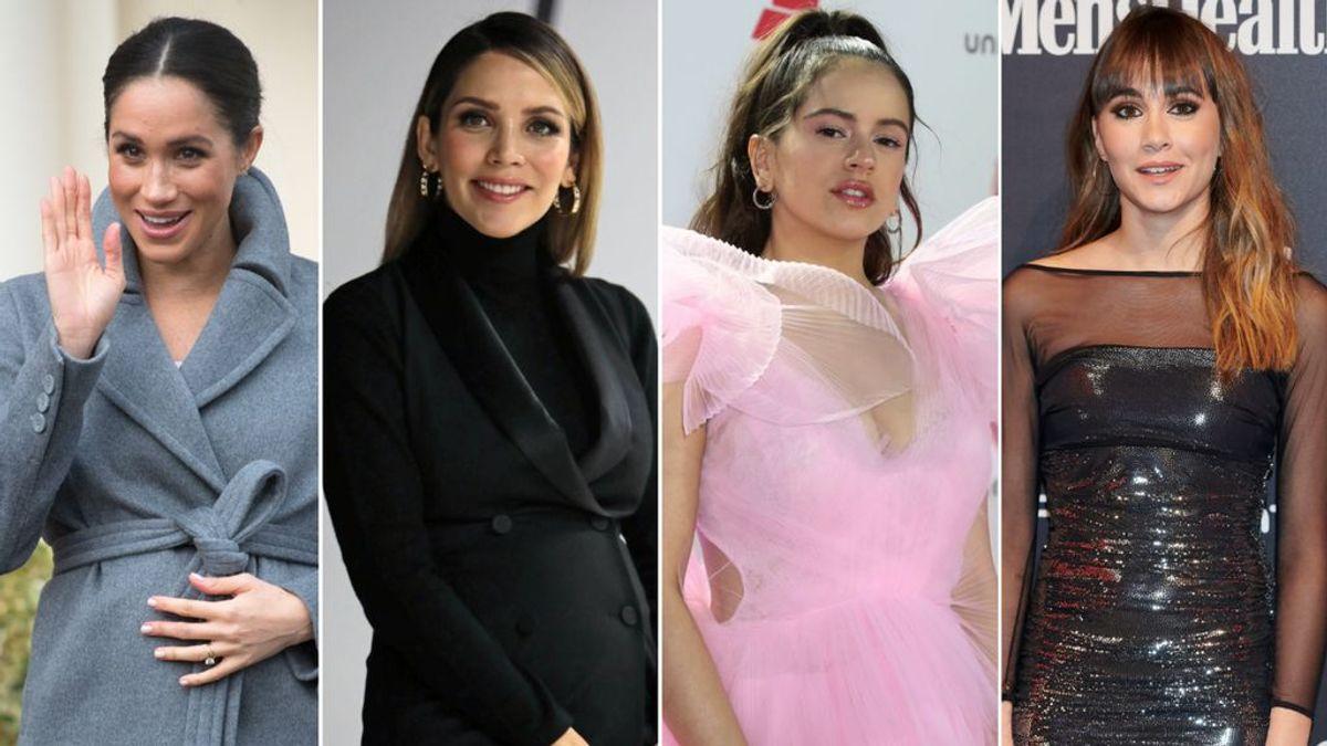 Google dice que Meghan Markle, Demi Lovato y Rosalía: vota quién ha sido para ti el personaje vip de 2018
