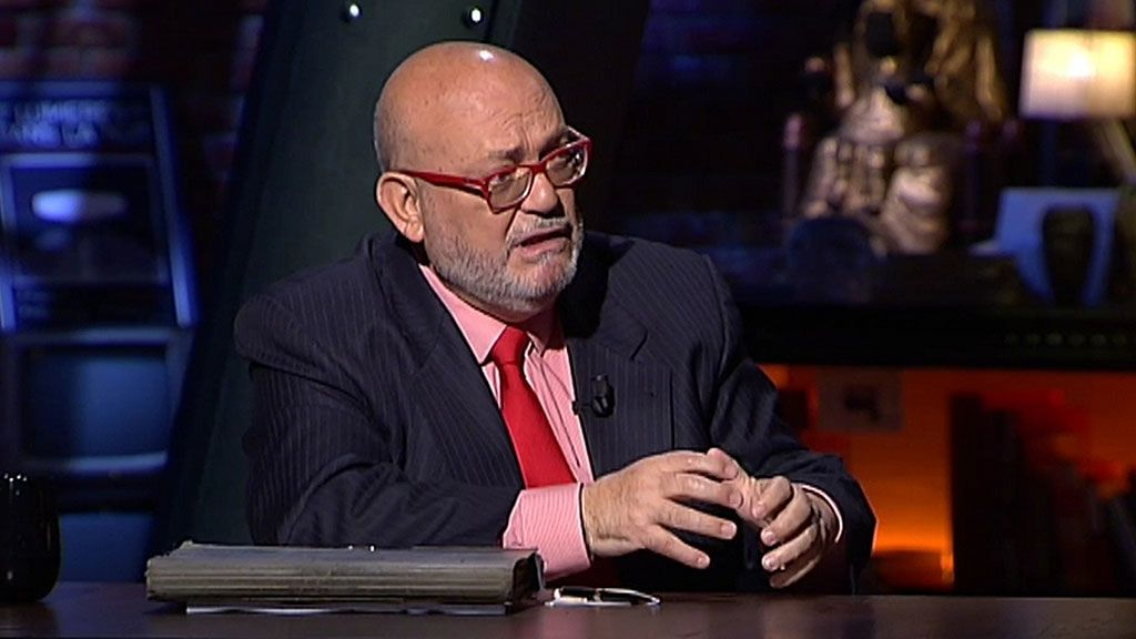 Iker Jiménez - cuatro
