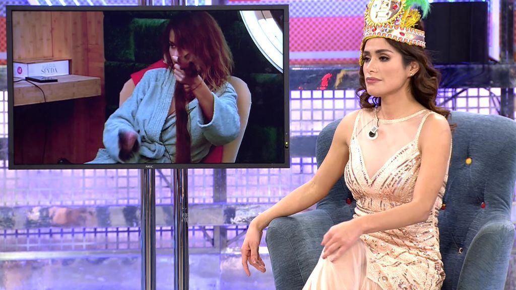 Miriam habla de su supuesta atracción sexual por Mónica Hoyos