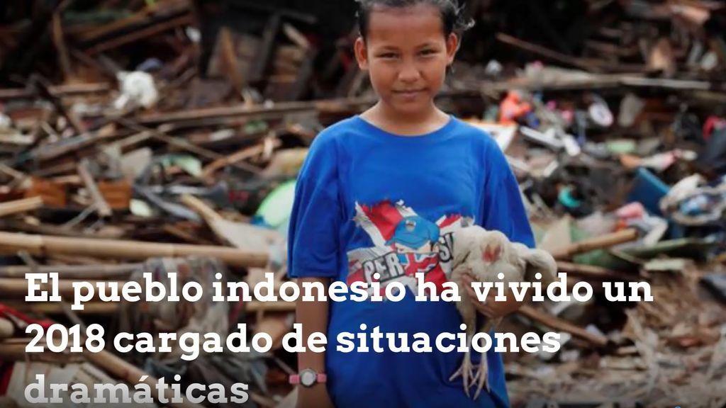 Conmoción en Indonesia: los rostros de los supervivientes a la tragedia