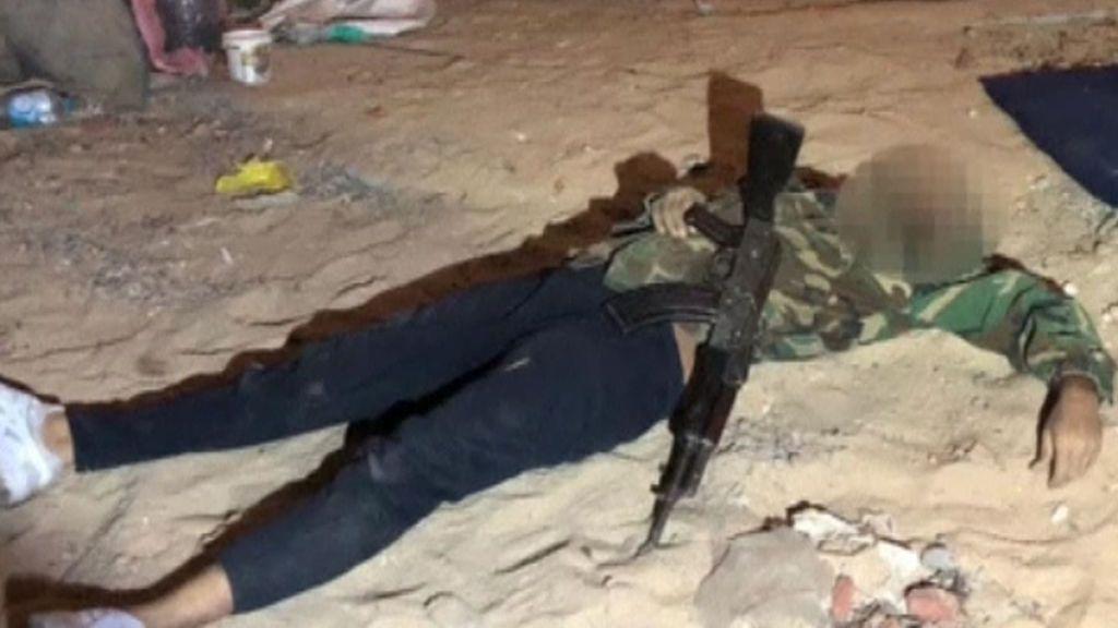 Abatidos 40 supuestos terroristas tras el atentado cerca de las pirámides de Giza